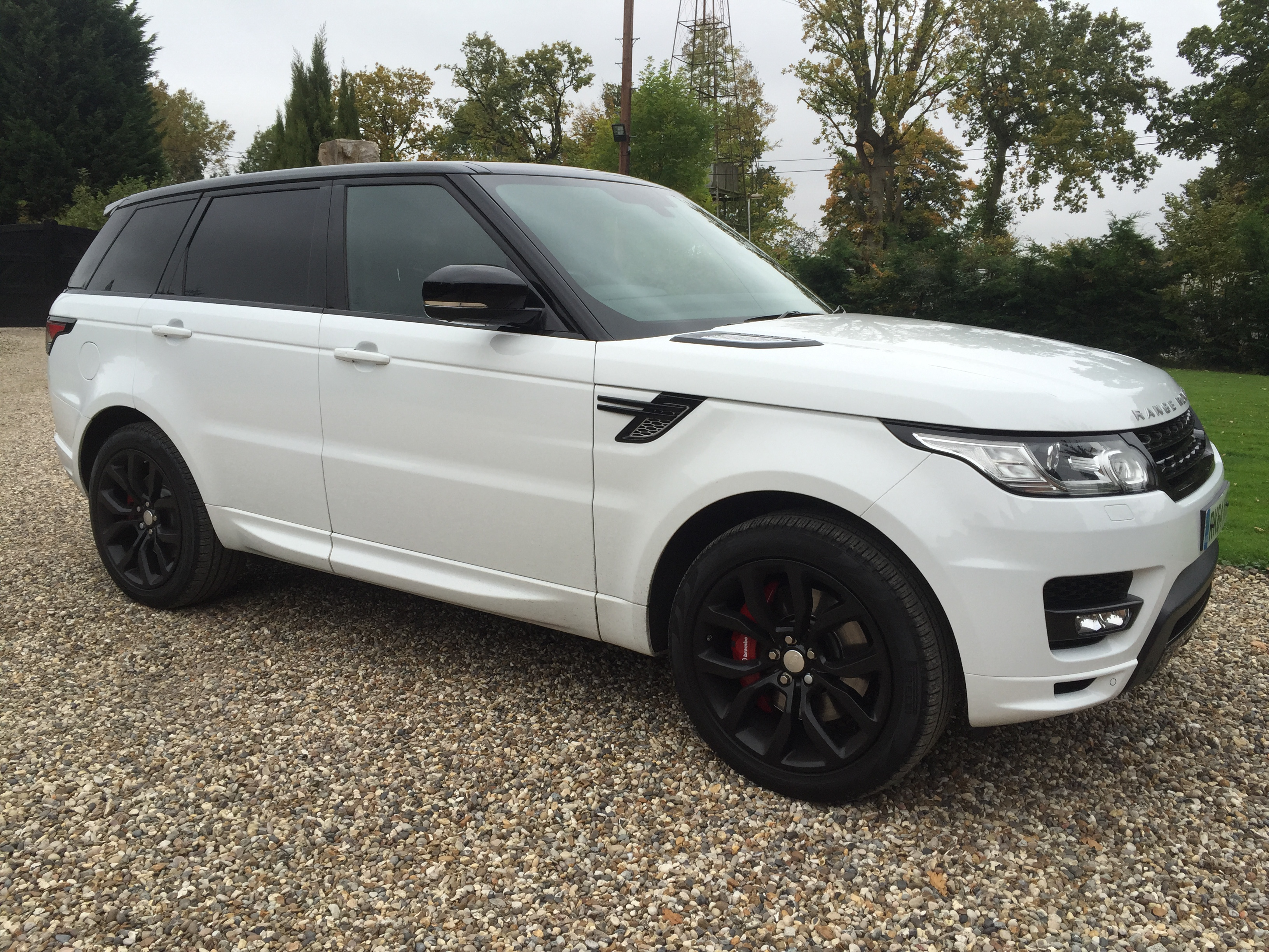 range rover sport autobiography 7 seater hire sdv6. Black Bedroom Furniture Sets. Home Design Ideas